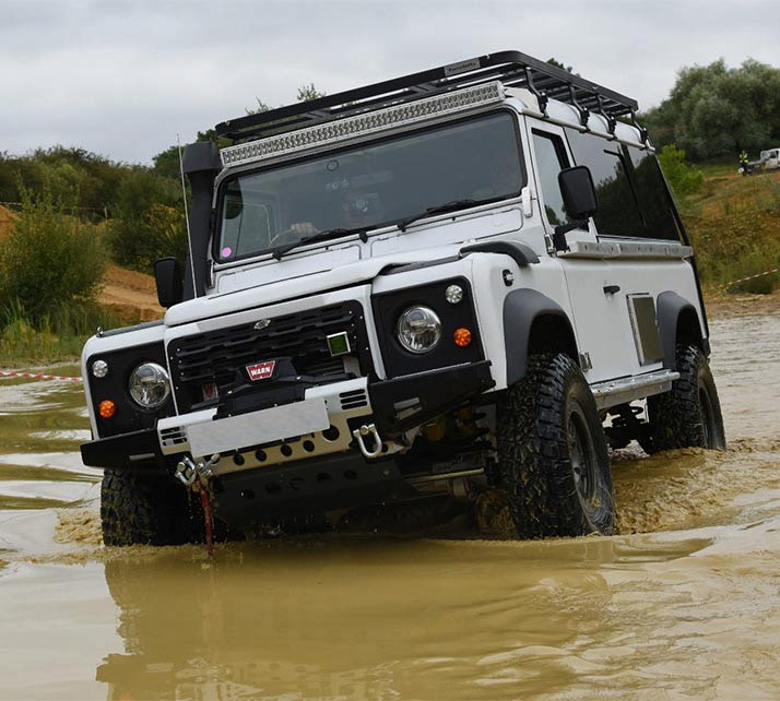 Land Rover, Range Rover, Modifications, Restorations ...