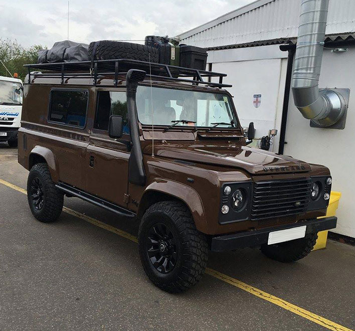 Land Rover Services, Suffolk, Essex, UK