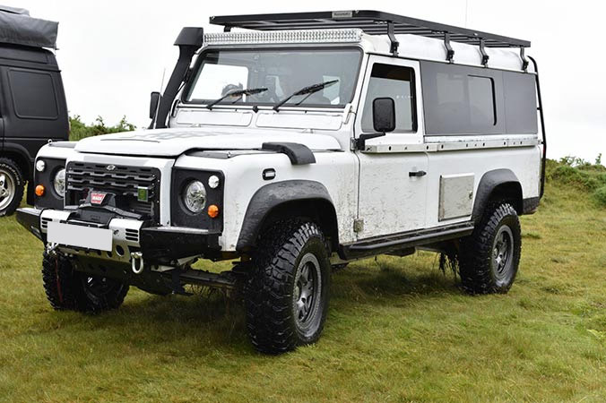 Land Rover, Specialists, Modifications in Sudbury, Suffolk, UK, Nationwide