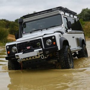 Land Rover Specialist, Sudbury, Suffolk, UK