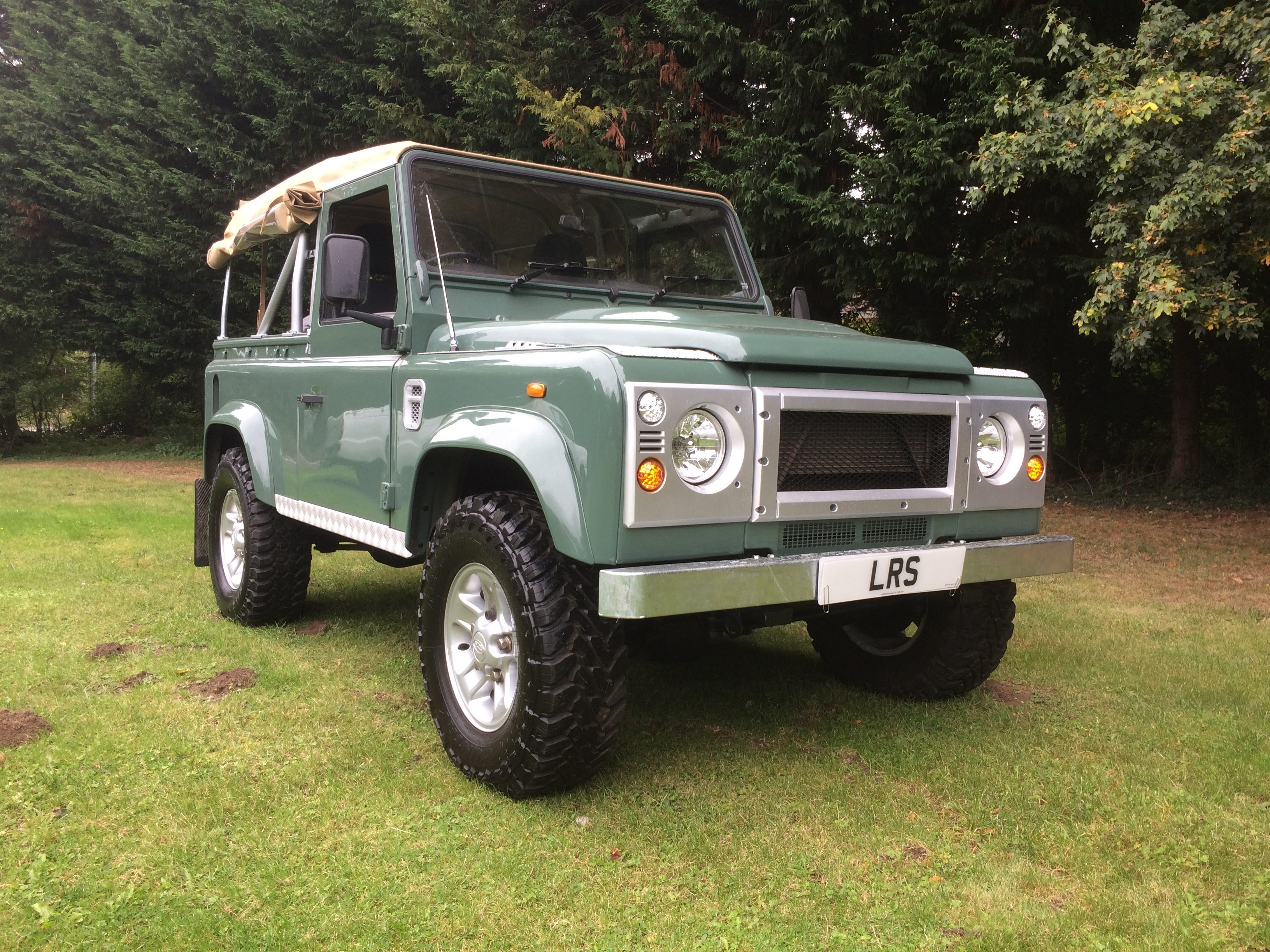 landrover for uk defender silver used rover colour cars sale land motors co