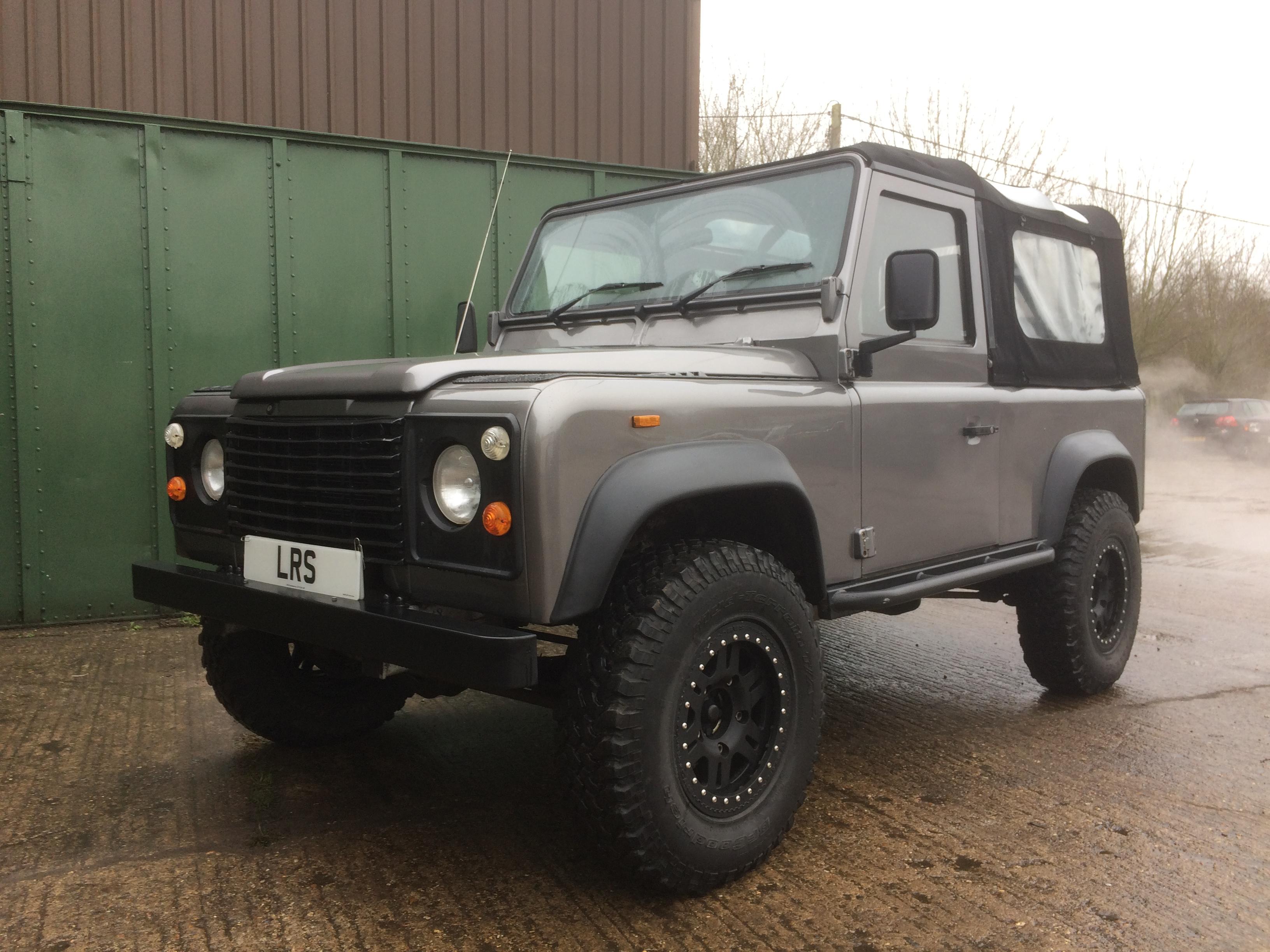 land rover dash diesel defender buy auto landrover imports