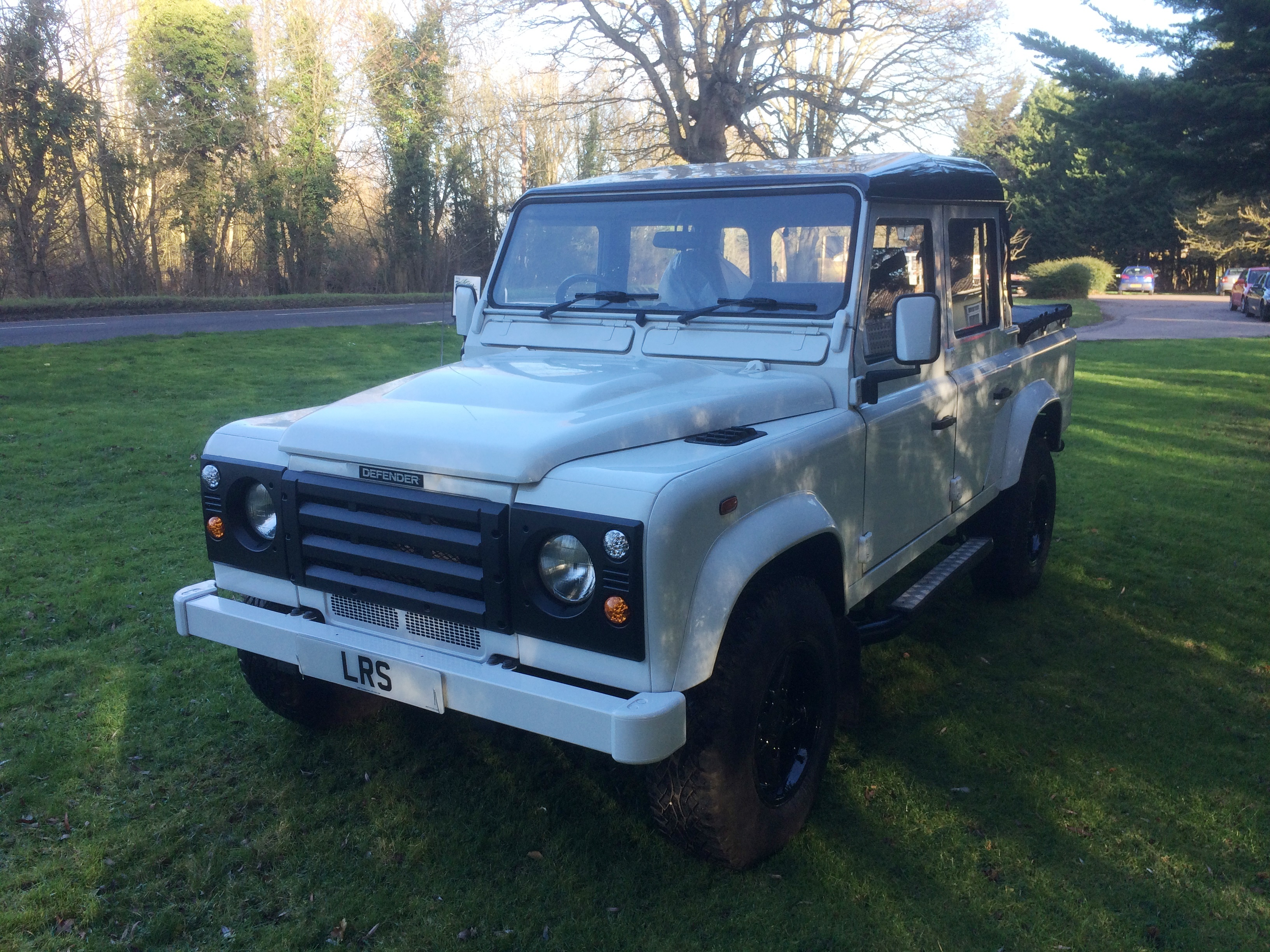 dsc land automotive landrover rover expedition edition tweaked listings defender tires
